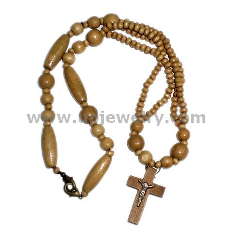 Shop for Wooden Cross Necklace, Easter, Basket Fillers, Favors