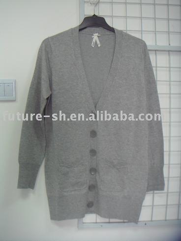 cappotto di lavoro a maglia del maglione dei modelli