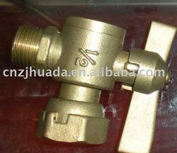 brass air control valve