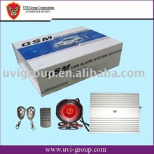Car Alarm System with Remote