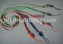 knitted lanyard /nylon lanyard /id lanyard