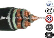 3.6/6kv Cable- 21/35kv Cable 3 Cores Cu/XLPE/SWA/PVC Power Cable IEC 60502