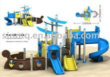 children playground equipment-Pirate ship series