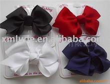 grosgrain hair bows for girl decoration
