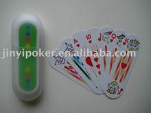 oval poker