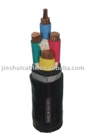 0.6kv cable/Wire/Cord with PVC Insulated Nylon Sheath, ASTM Standard