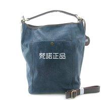 Low MOQ Wholesale 8862 royal blue shoulder bag, fashion real genuine leather ladies' handbag