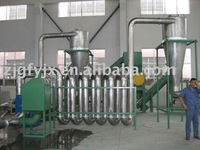 PE/PP Plastic Film Recycling/ Cleaning Line