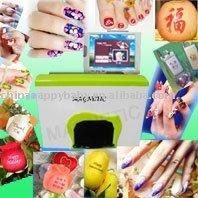 fingernail and toenail printer