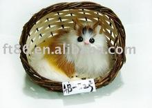 Decoration Elements fur animal toy, sleeping pets,sleeping dog