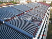 Solar heater collector