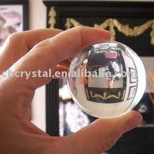 crystal ball, glass ball