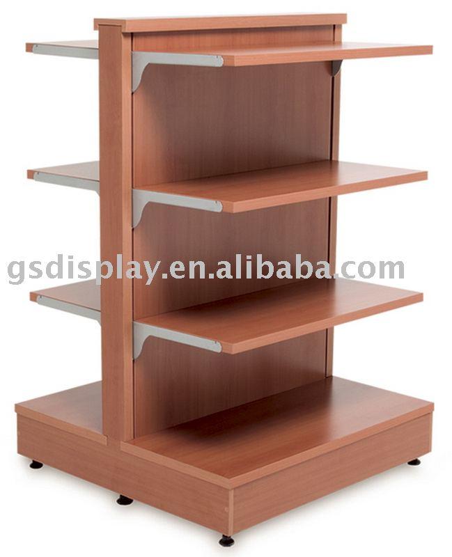 Wooden Display Rack Design Woodproject