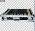 Dj cassettadegliattrezzi, scatola di alluminio, strumento musicale caso