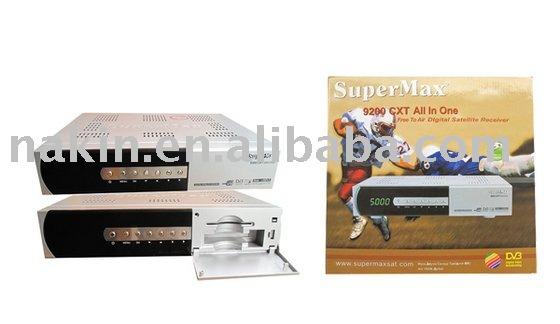 supermax9200cxt digital satellite receiver