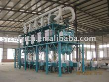 50 t/d flour mill