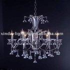 Modern crystal chandelier lighting & lighting fixture
