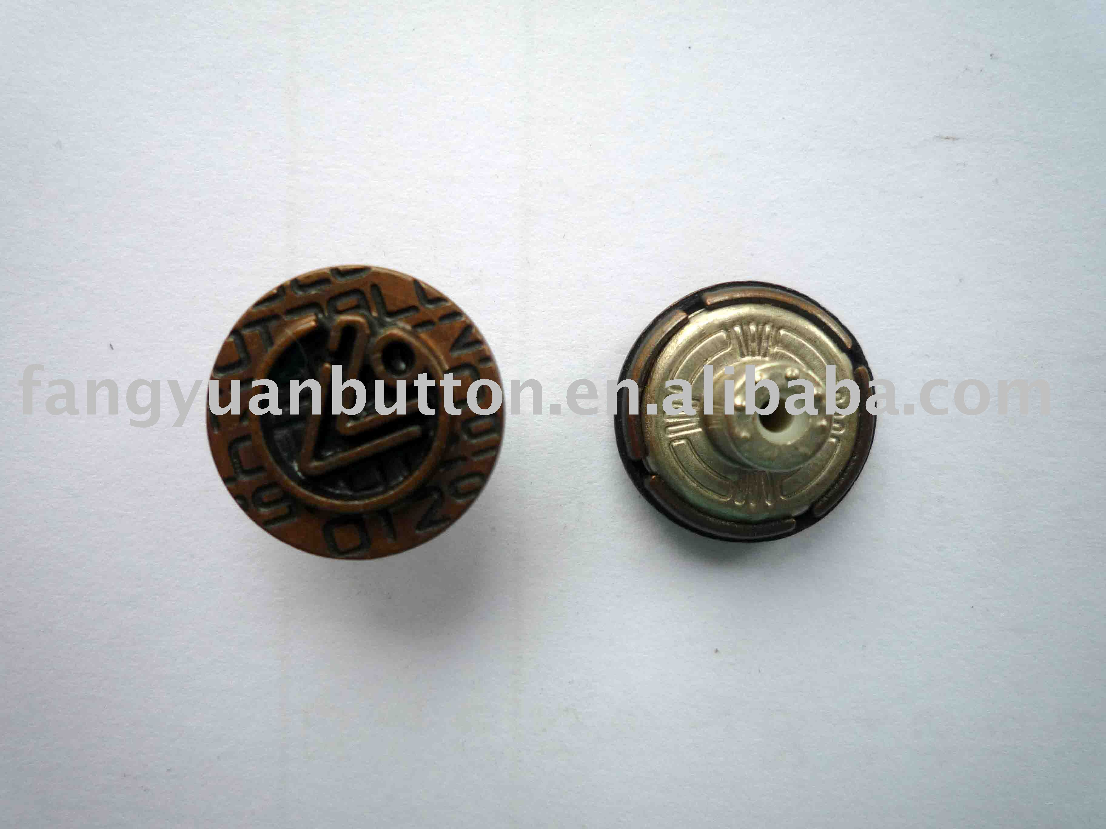 Metal Jeans Buttons Metal Jeans Button