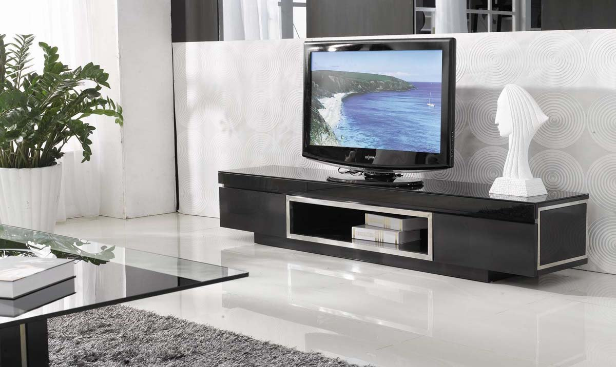 Dimension Meuble Salon Bien Choisir Son Meuble Tv Am Nager Un  # Salon Avec Table Tele