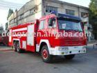 Styre double bridge fire fighting truck(12T water tank)