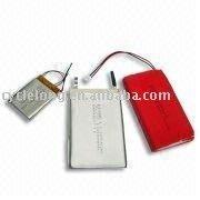3.7, 7.4, 11.1V High-capacity Li-ion Polymer Battery Pack
