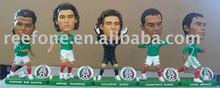 World Cup 2010 polyresin bobblehead bobble head figurine figure