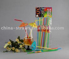 party decoration straw