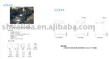 ZF-520 big pocket envelope peel&seal making machine