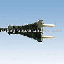 Euro AC power plug