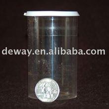 plastic vial 40 Dram size