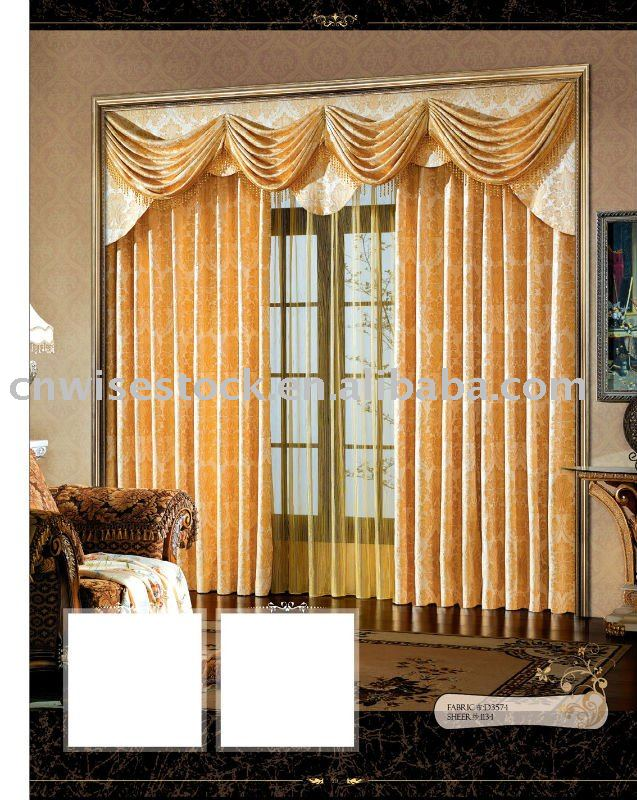Modern Window Curtains