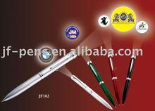 Projection promotion ballpoint pen