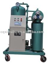 Vacuum waste hydraulic oil purifier