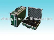 green PVC aluminum case