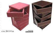 leather office stationery,stationery holder,storage box