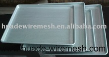 Flat Perforated Aluminium,Perforated Mesh, Bakery Trays