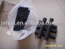 Cachimba carbón de leña, Triángulo de carbón, Carbón de leña shisha