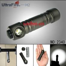 UltraFire H2 Q5 HAIII flashlights / Headlamps