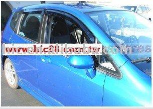 Viseras / sombra / viento protege para Honda Fit