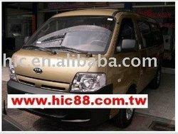 Window Deflectors, Rain Visor,Window Visors for Kia Pregio Van