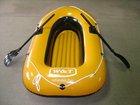 inflatable single rowboat rowboat sport boat fishing boat inflatable boat