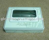 Perfume Tin Box