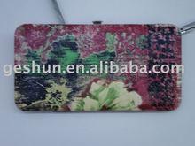 metal frame wallets , pu purse , card holder