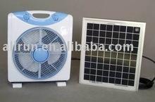 ARDSSF 8V10C New designed solar fan with handle