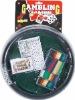 gambling ,gambling sets and book,poker chip set