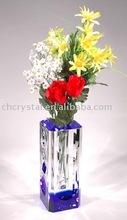 newest crystal vase home decor MH-G0083
