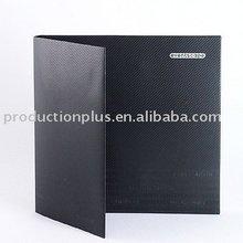 Paper cardboard document Folder