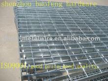 Steel Bar Grating (galvanized ,PVC coated)