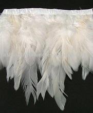 fashion white feather trim FU200-A