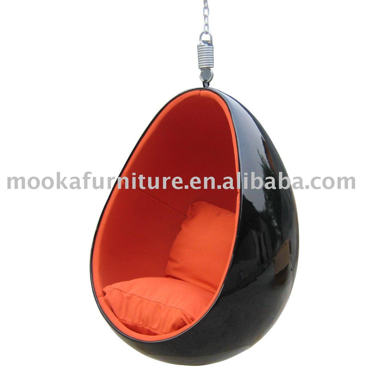 Egg Hanging Seats Home Decor And Interior Design